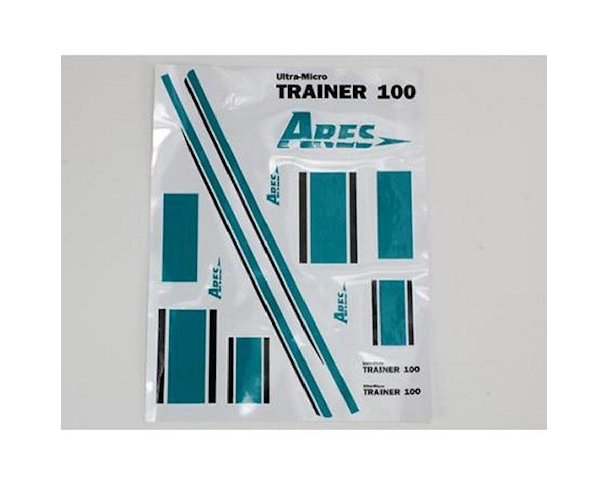 Ares Ultra Micro Trainer Decal Sheet (UMT)