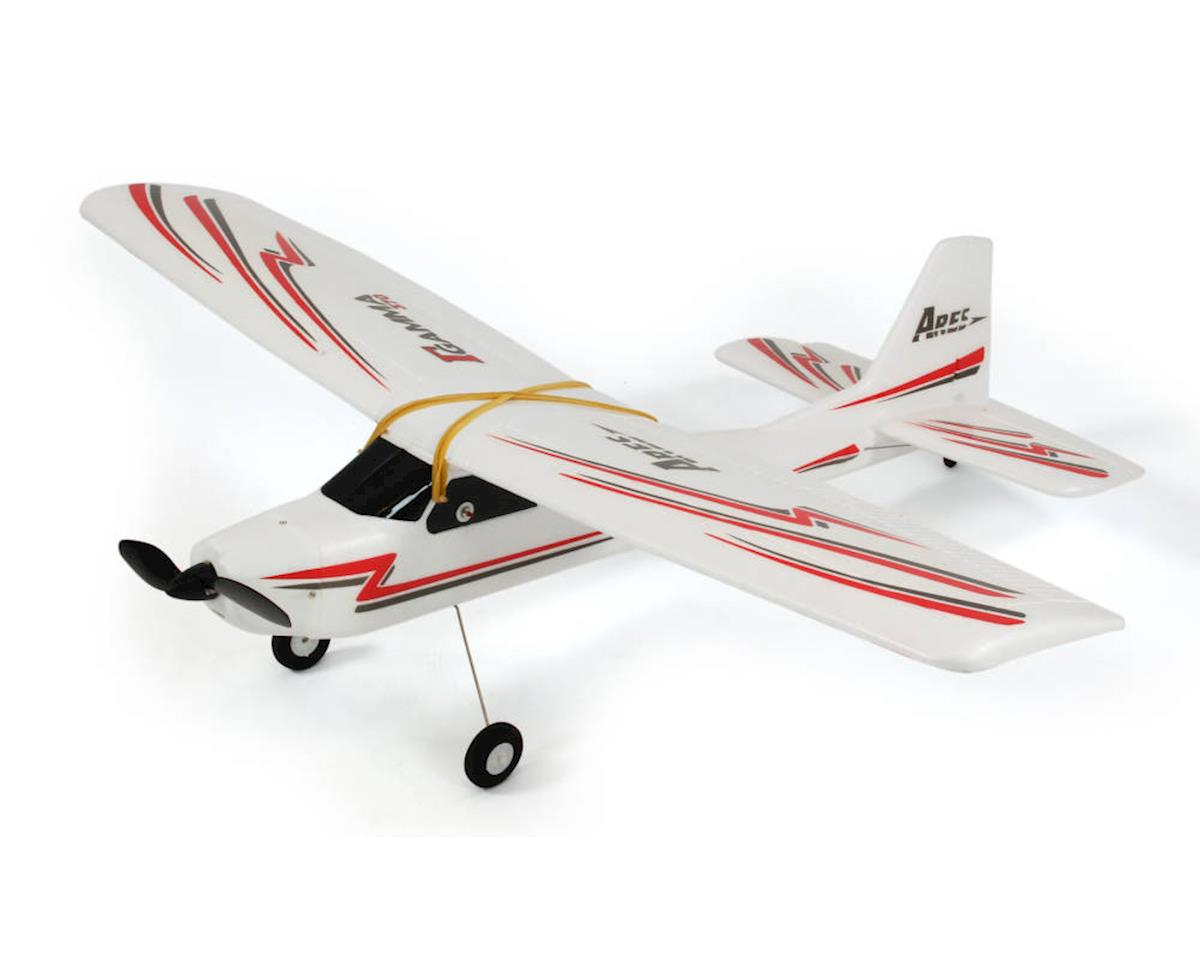 Gamma 370 RTF Electric Park Flyer Airplane by Ares RC