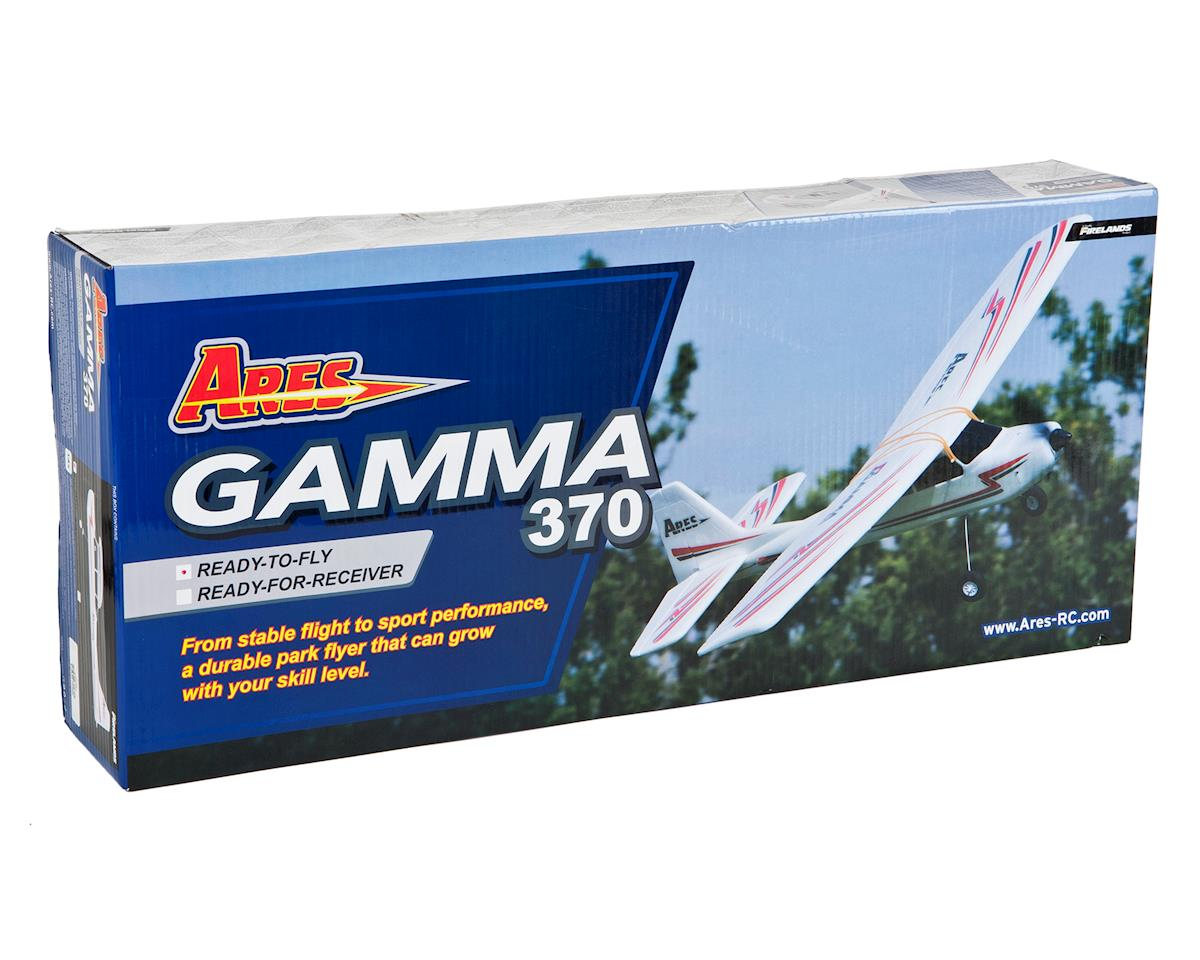 Ares RC Gamma 370 RTF Electric Park Flyer Airplane