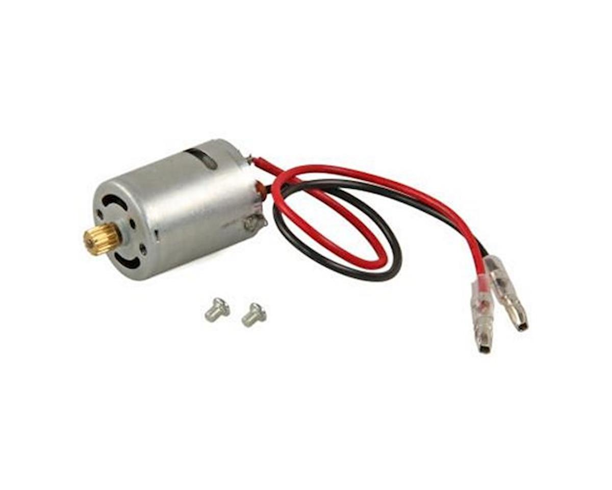 Ares 370 Motor with Pinion Gear: Gamma 370, Gamma V2