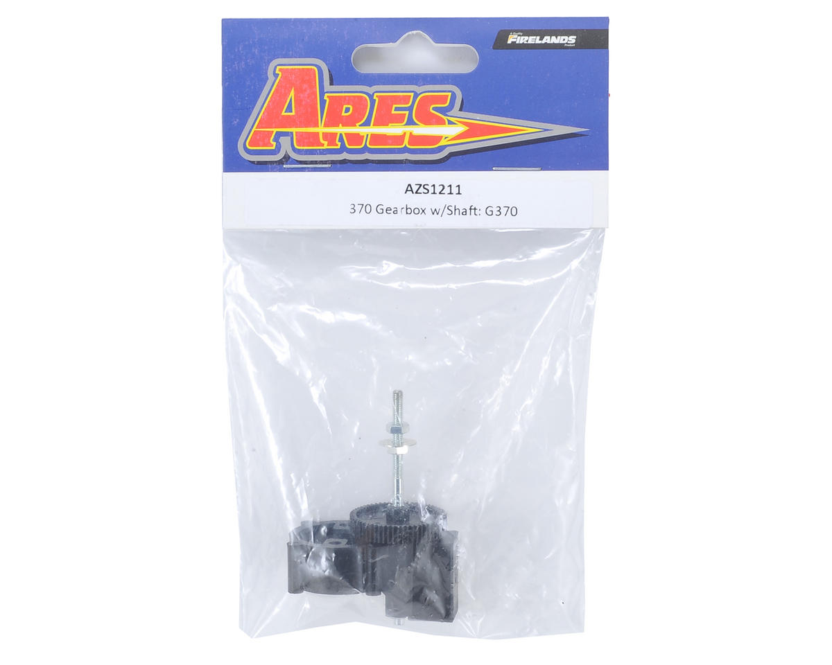 Ares RC Gearbox w/Shaft (Gamma 370/Gamma V2)