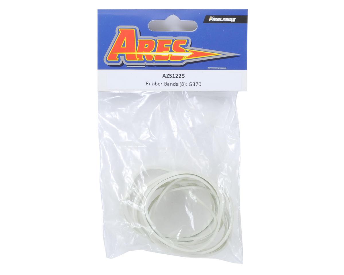 Ares RC Rubber Bands (8) (Gamma/V2 & Gamma Pro/Pro V2)