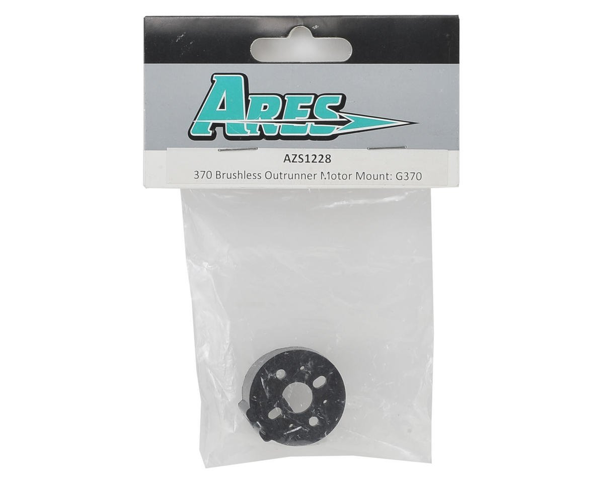 Ares RC Motor Brushless Outrunner Mount 370 (Gamma 370/Pro)