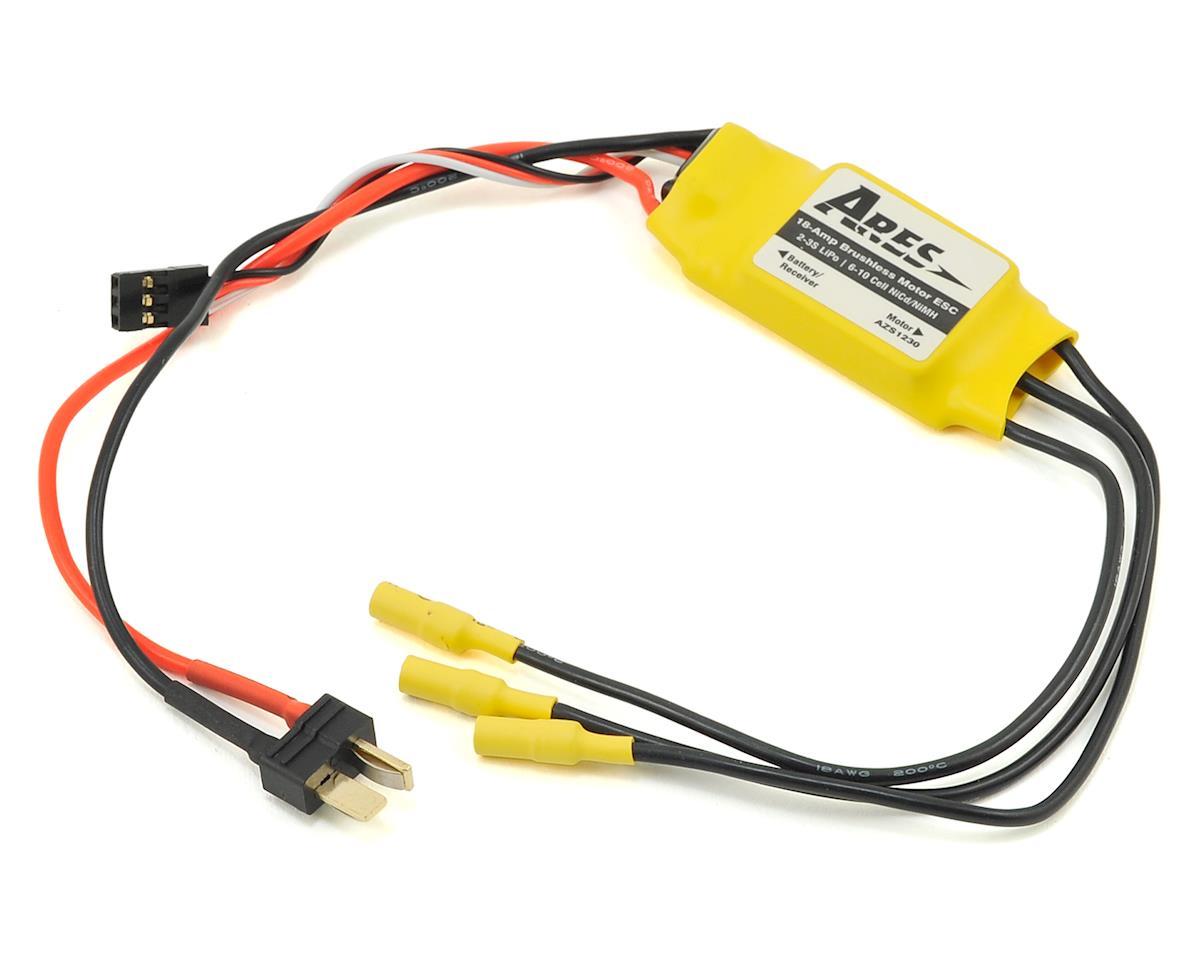 Ares RC 18-Amp Brushless ESC (Gamma 370 Pro/Pro V2)