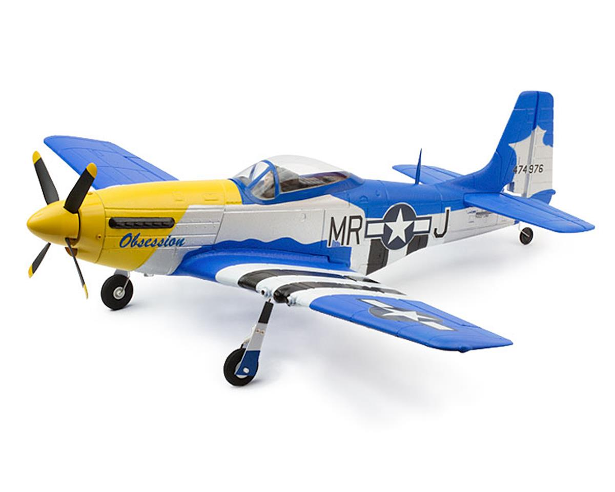 P-51D Mustang 350 Electric Airplane RTF