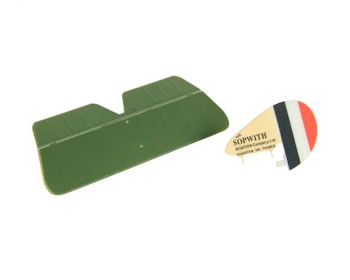 Ares AZS1514 Tail Set w/Decals: Sopwith Pup