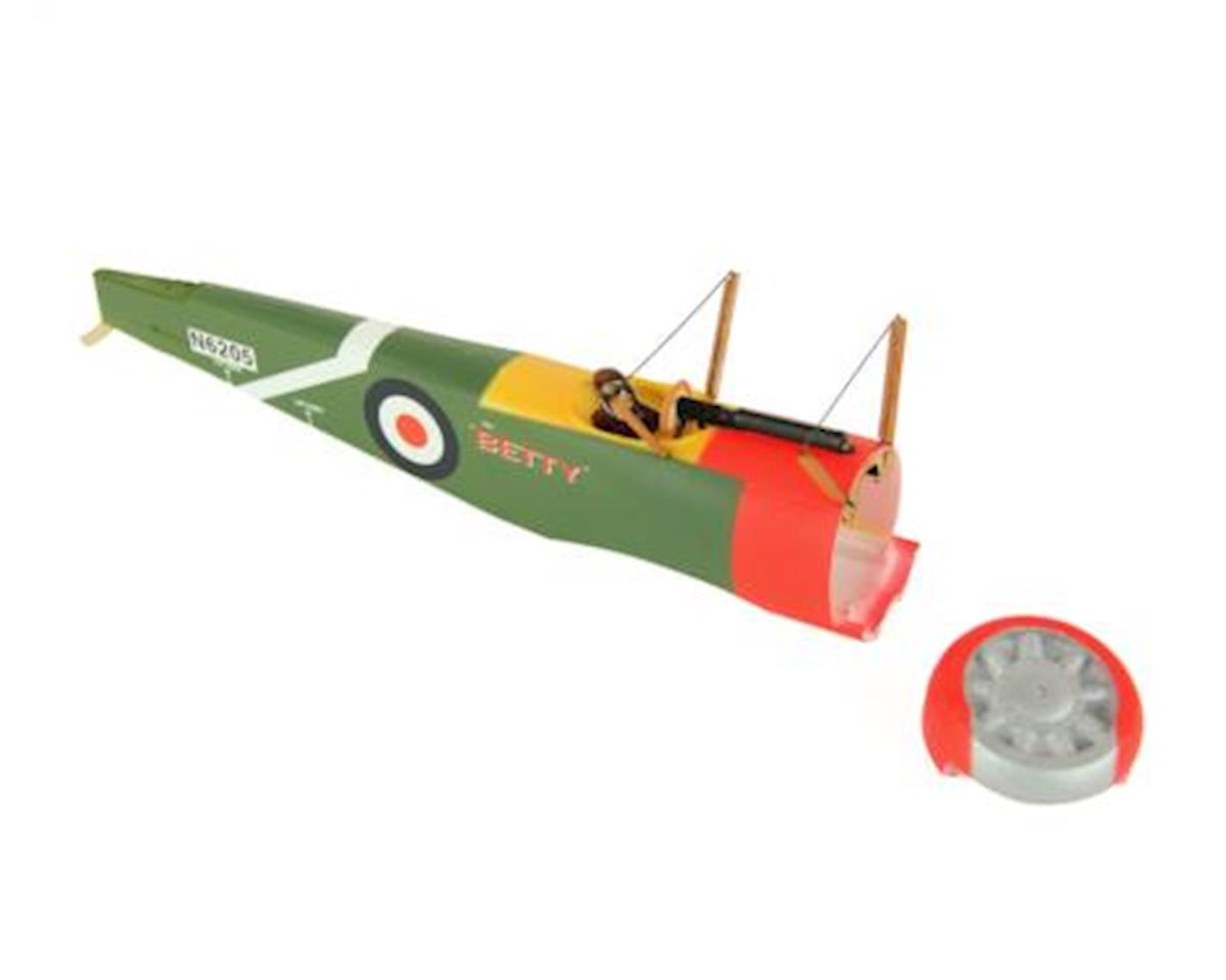 Ares Sopwith Pup AZS1515 Fuselage w/Decals: