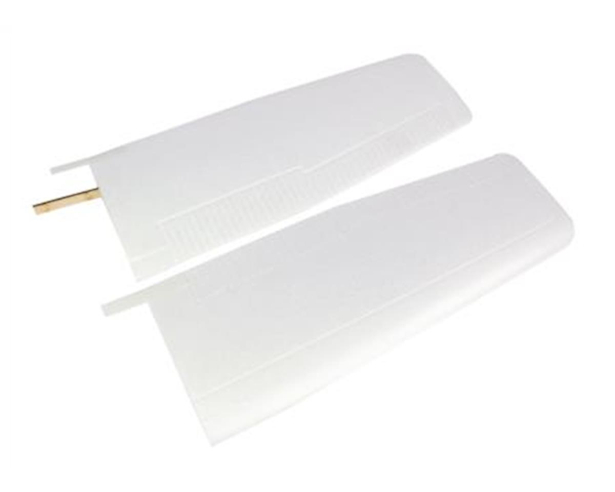 Ares RC 3-Channel Wing Set without decals (Gamma V2)
