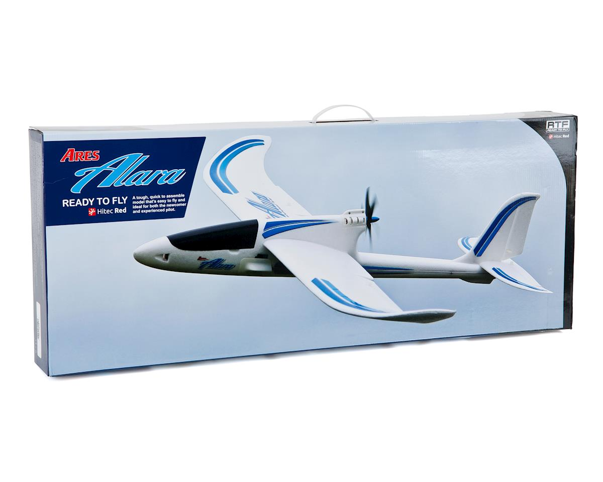 Ares RC Alara Airplane RTF w/Hitec Red