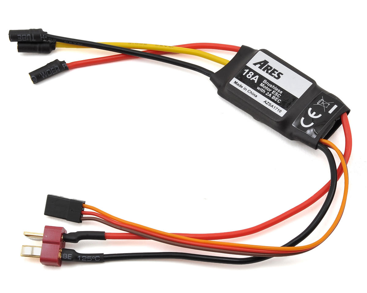 Ares RC 18A Brushless ESC w/BEC (Alara EP)