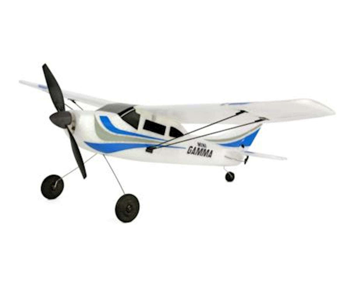 Ares RC Mini Gamma Ready-To-Fly Electric Airplane