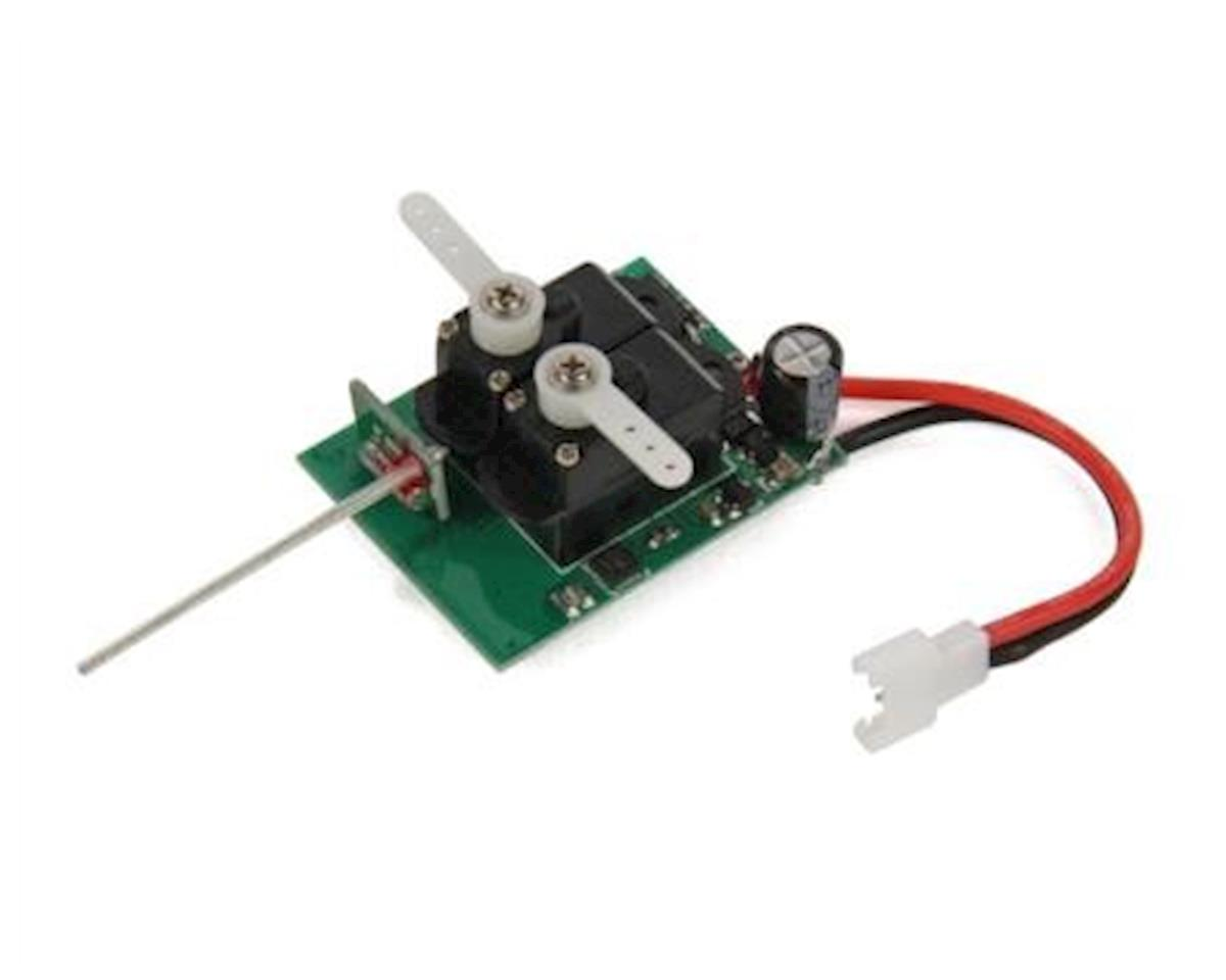 AZSA3162 4-in-1 ESC, Servos, Rx, Gyro (Mini Gamma) by Ares