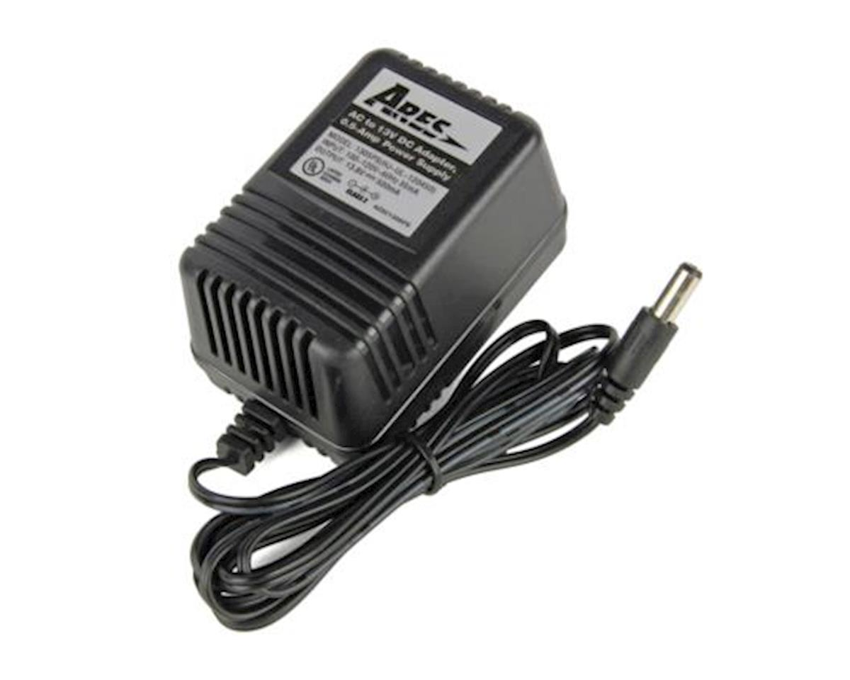 Ares Decathlon 350 Adapter, 1305PS 240V AC to 13V DC, 0.5-Amp Power Supply (Gamma 370 Pro, P-51D, 350)