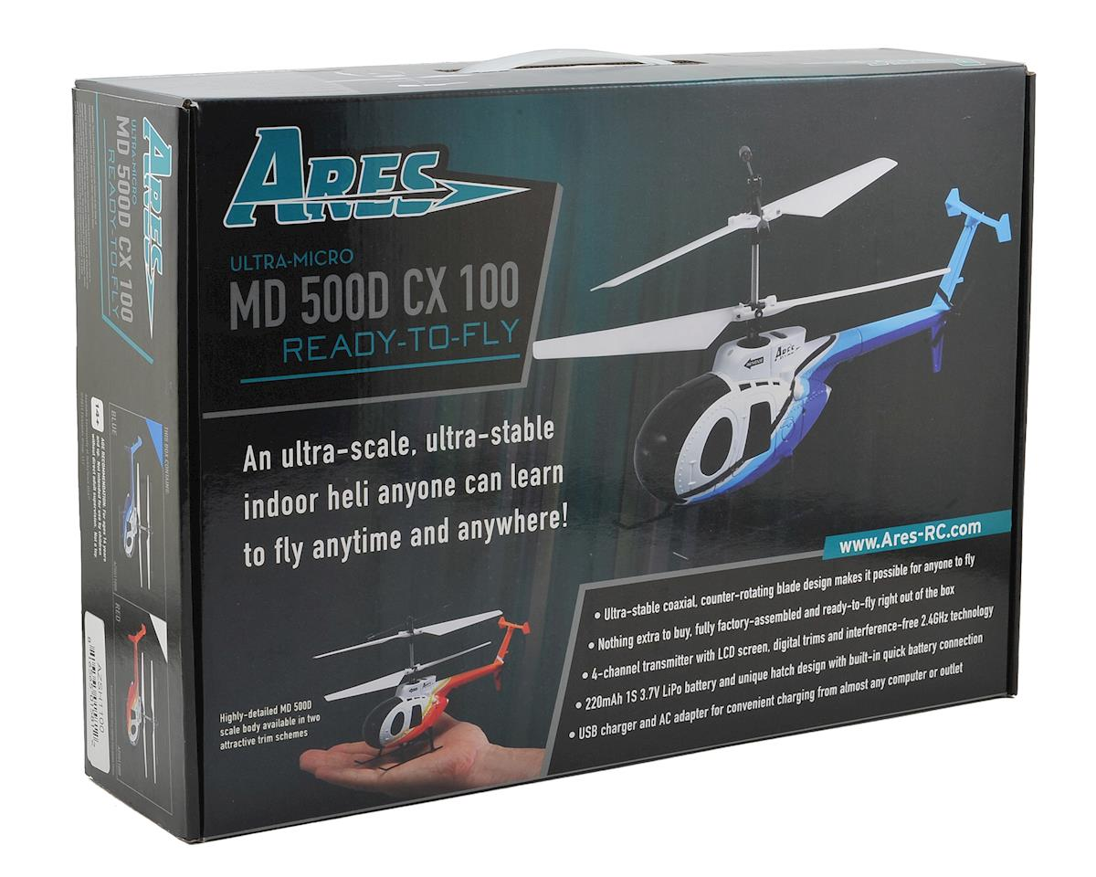 Ares RC Ultra-Micro MD 500D CX 100