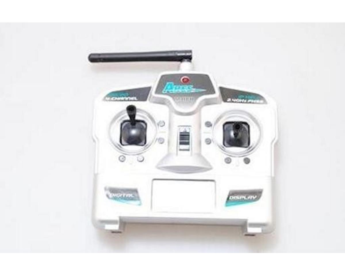 Ares Transmitter Micro 4-Channel IP Helicopter M41PH, Mode 2, UMCX