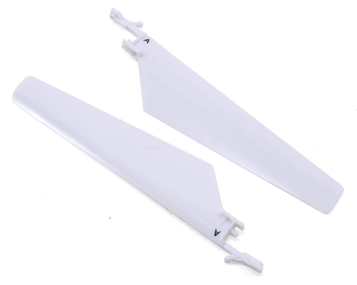 Ares RC Ultra Micro CX UMCX Main Upper Rotor Blade Set (White)