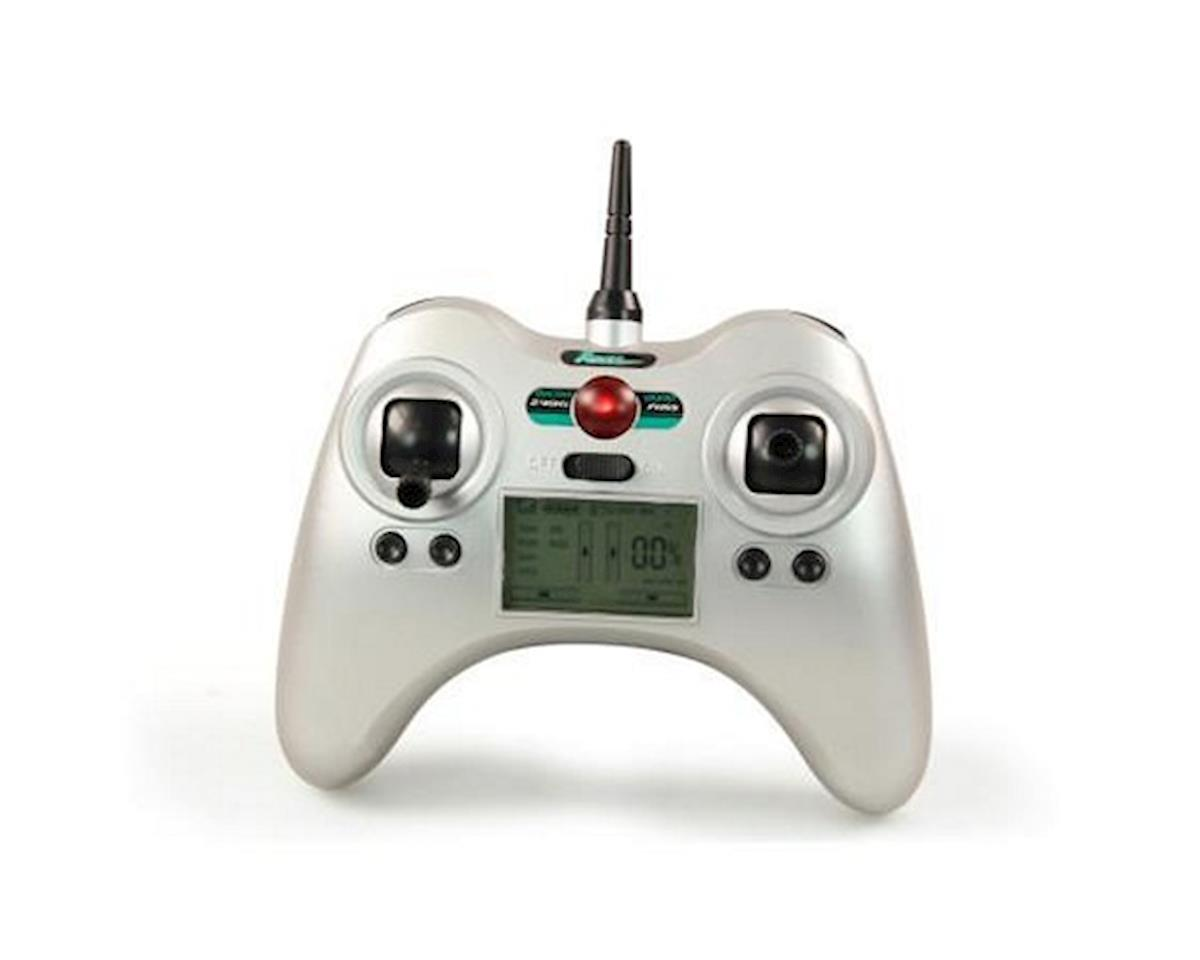 Ares Ethos QX 75 Transmitter 4-Channel LP Quadcopter M4LPQ, Mode 2, (Ethos 75)