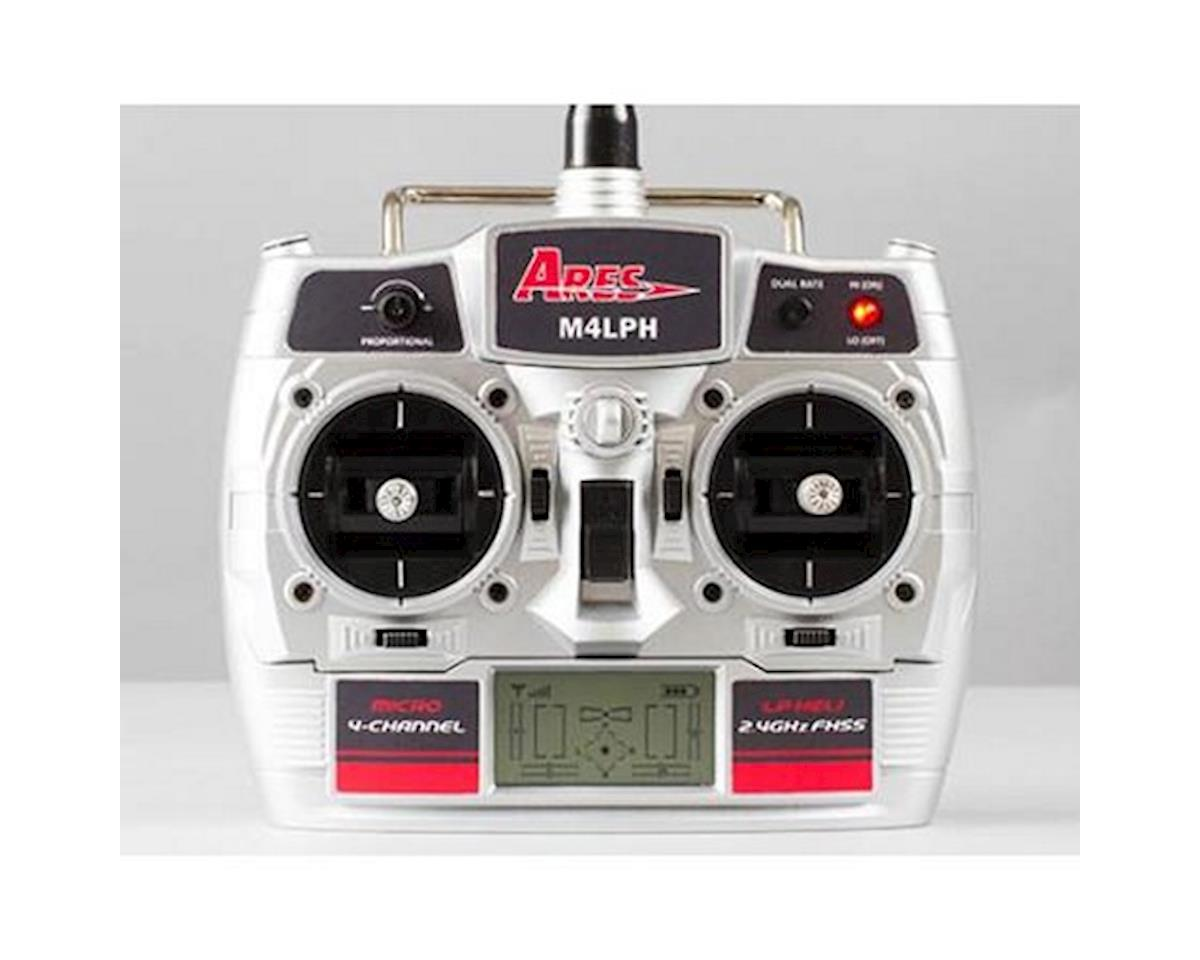 Ares Transmitter Helicopter Digital Micro 4-Channel LP, M4LPH (Chronos FP 110)