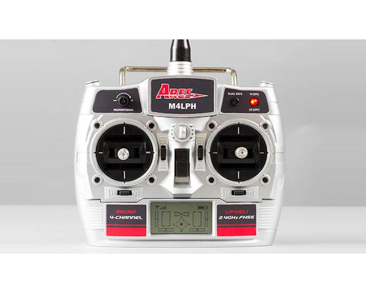 Ares Transmitter Helicopter Digital Micro 4-Channel LP, M4LPH (Chronos FP110)