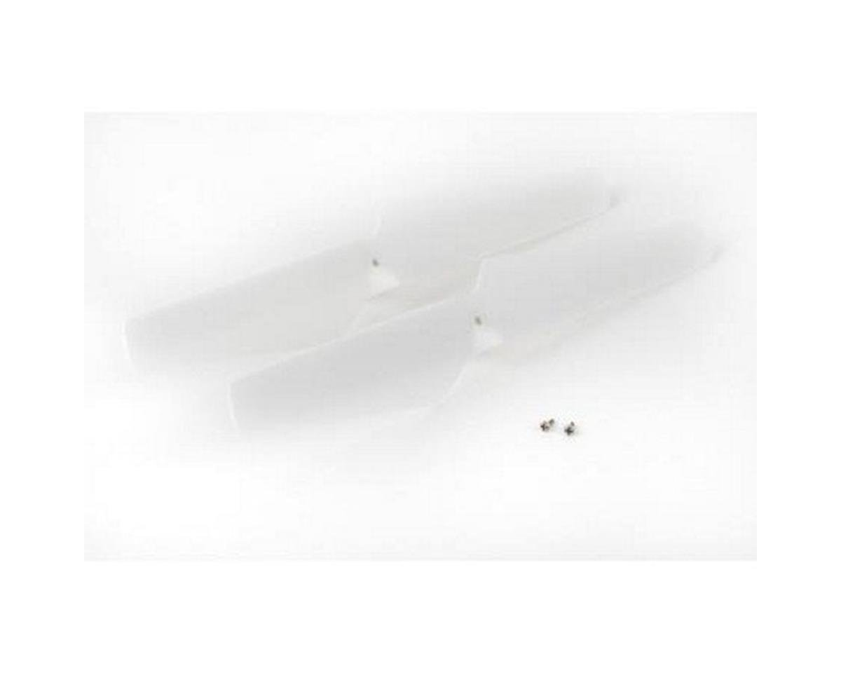 Ares Propeller/Rotor Blade, Clockwise Rotation, White ((2)s): Ethos QX 130