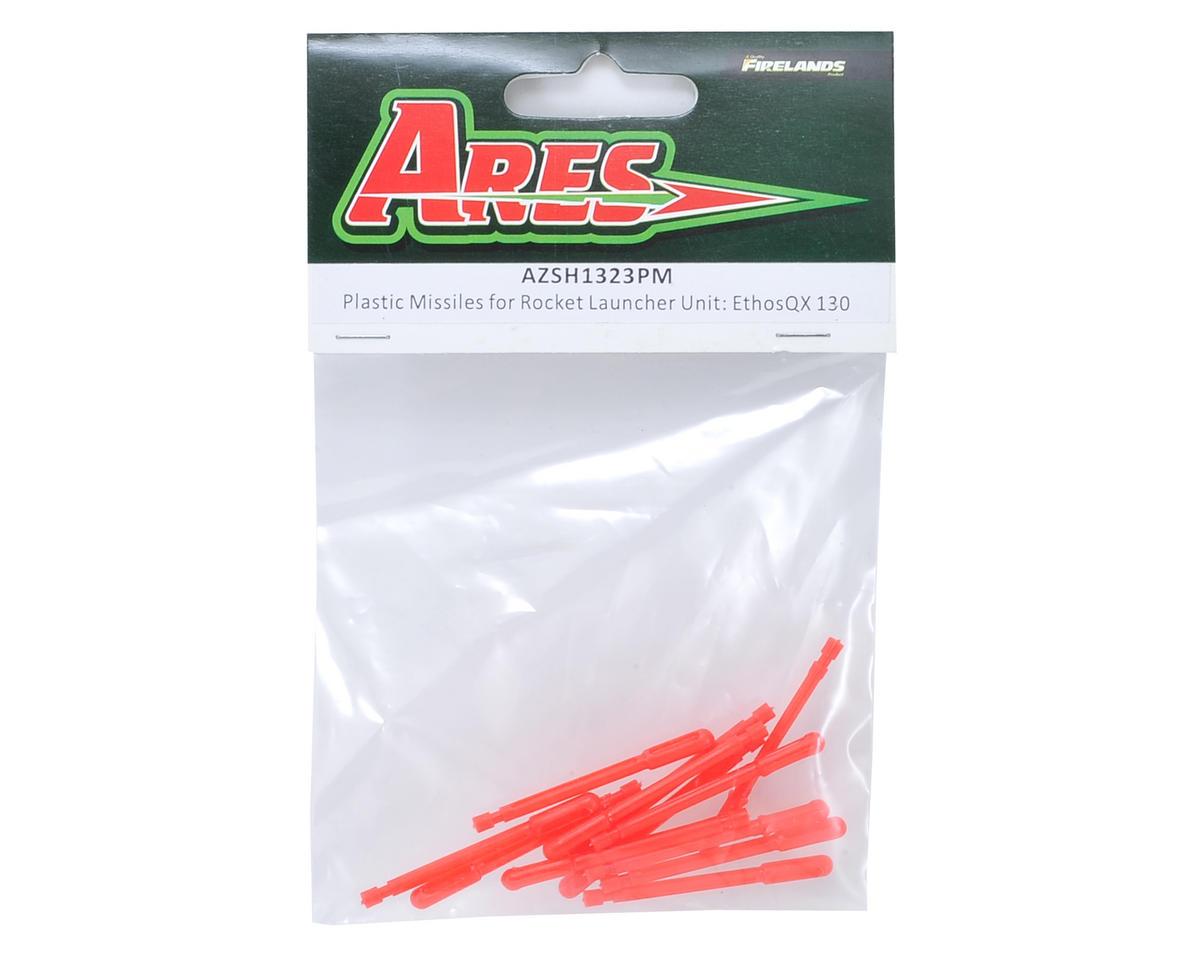 Ares Plastic Missiles (12) (Ethos QX 130)