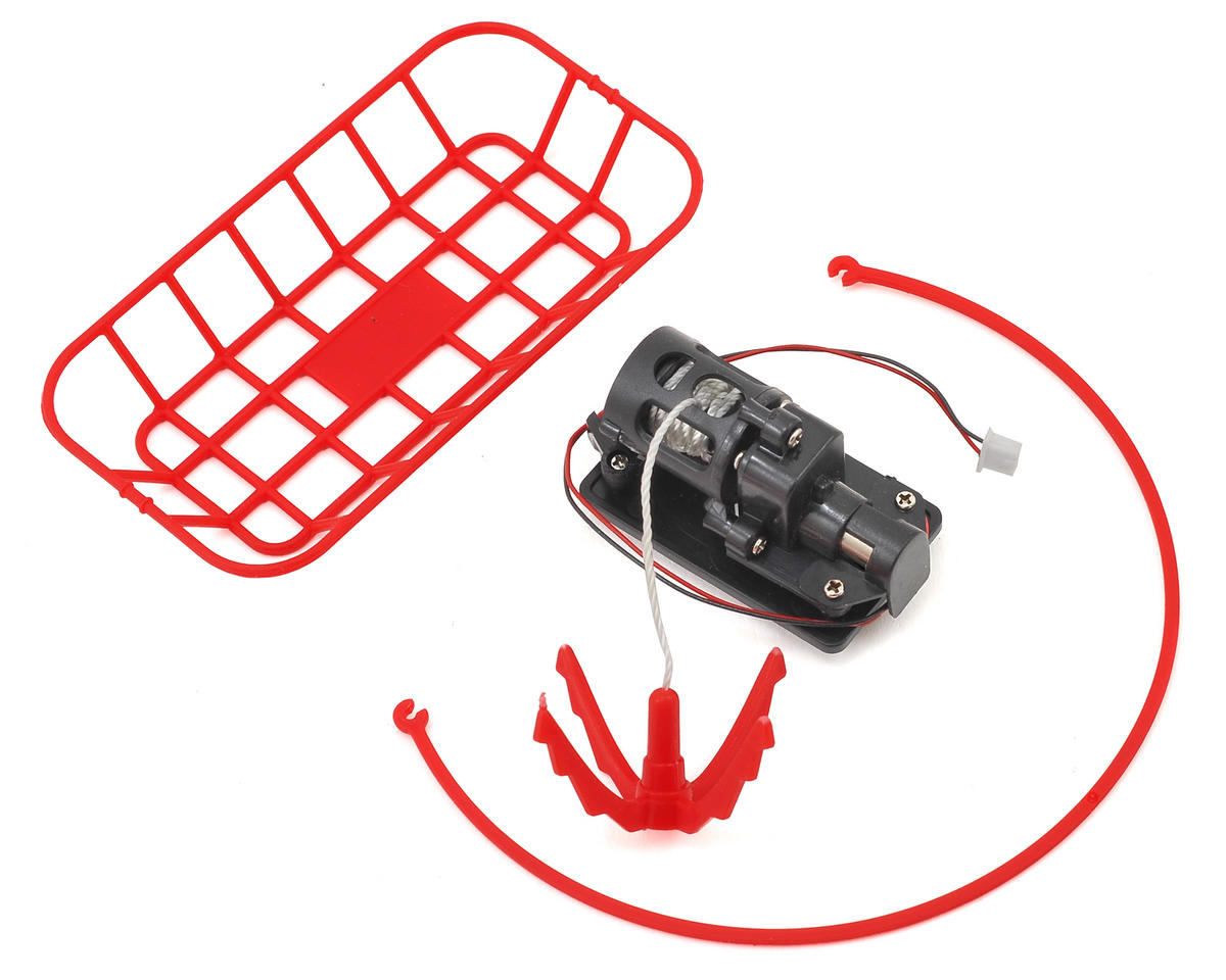 Ares RC Winch Unit Accessory (Ethos QX 130)