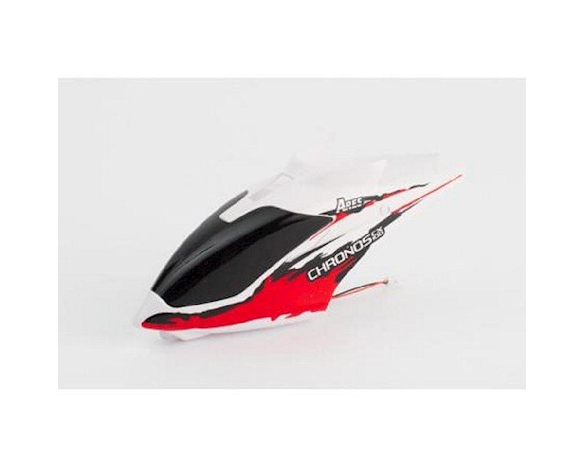 Ares Canopy with LED, Red (Chronos CX 100)