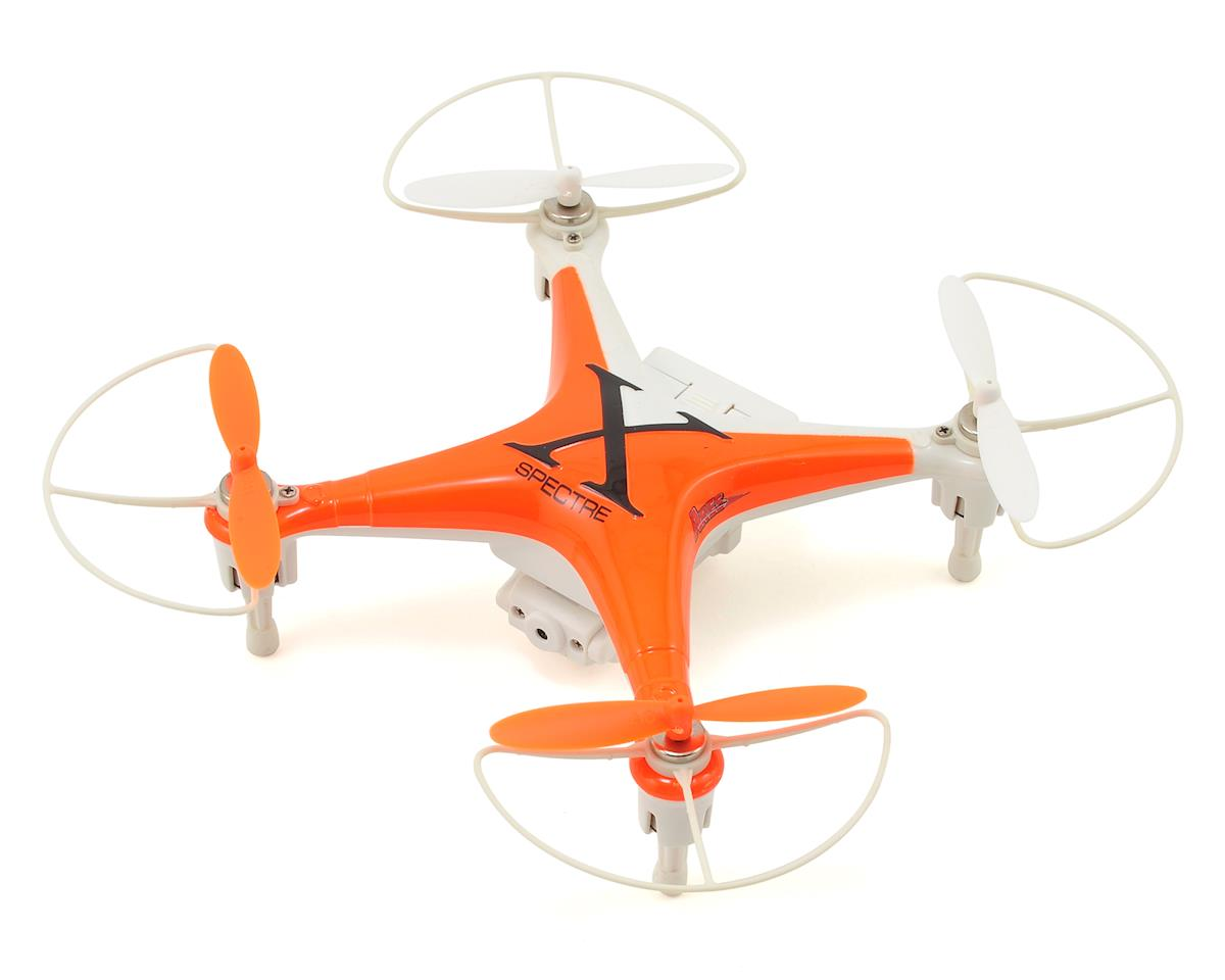 Spectre X RTF Electric Quadcopter Drone by Ares RC