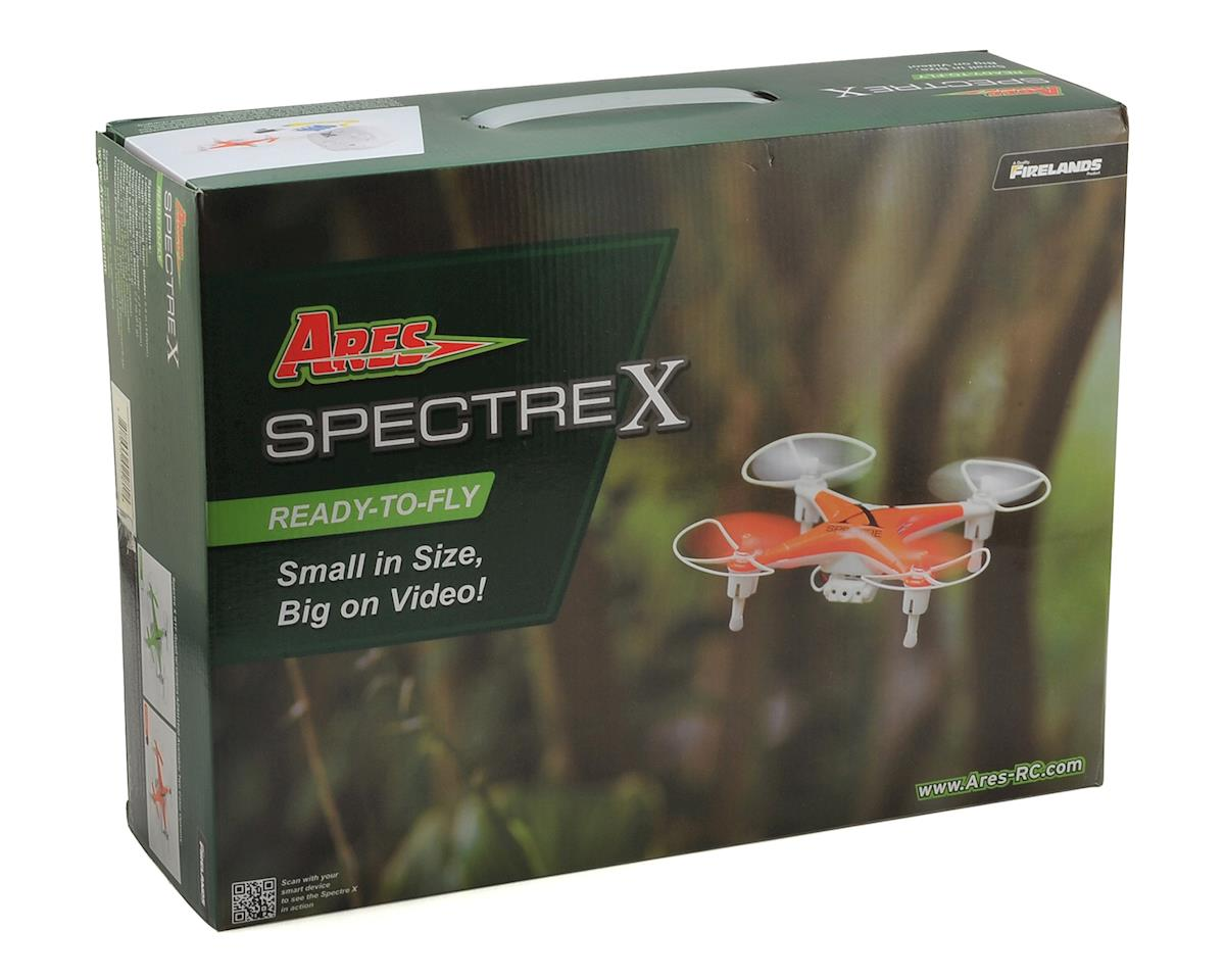 Ares Spectre X RTF Electric Quadcopter Drone