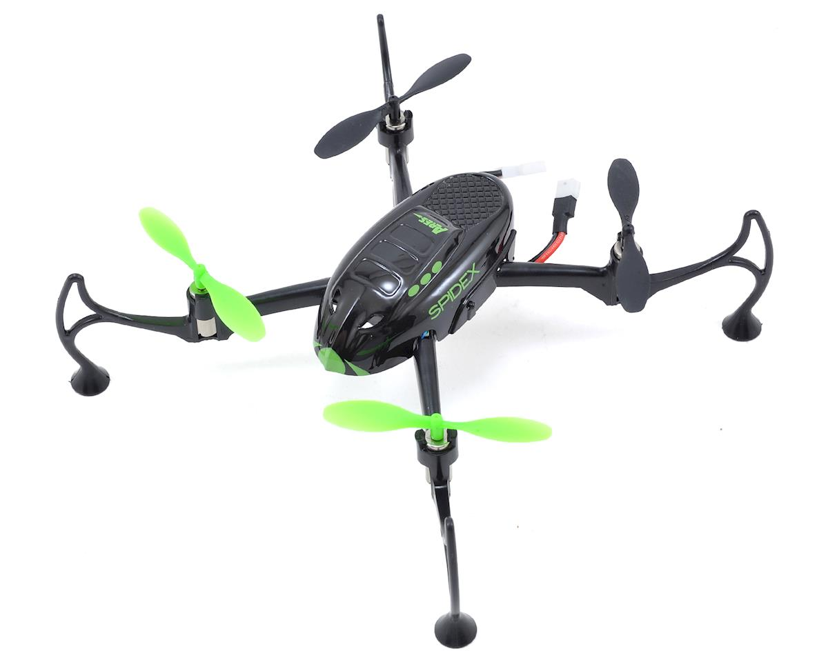 Spidex Ultra-Micro Quadcopter RTF by Ares RC