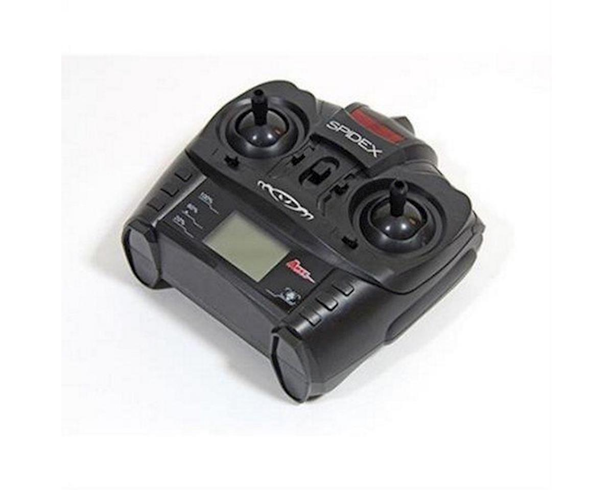 Ares Spidex AZSQ1708 Transmitter, 4-Channel 2.4GHz Quadcopter: