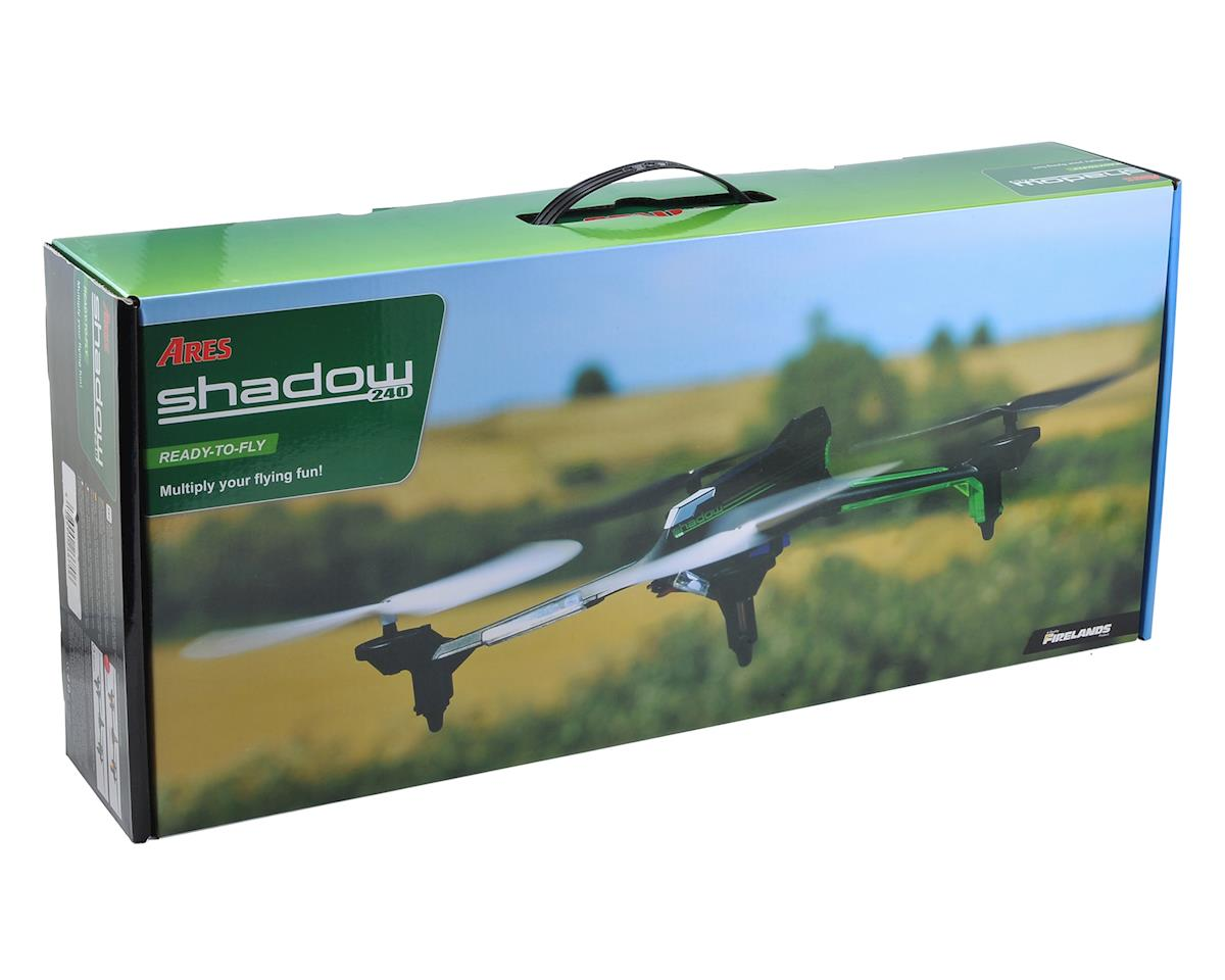 Ares RC Shadow 240 RTF Quadcopter Drone w/2.4GHz Radio, Battery & Charger