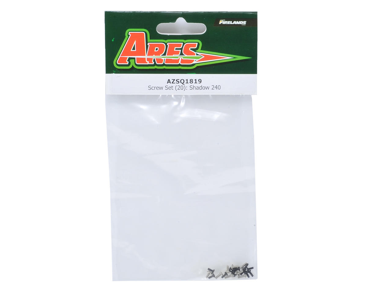Ares RC Shadow 240 Screw Set (16)
