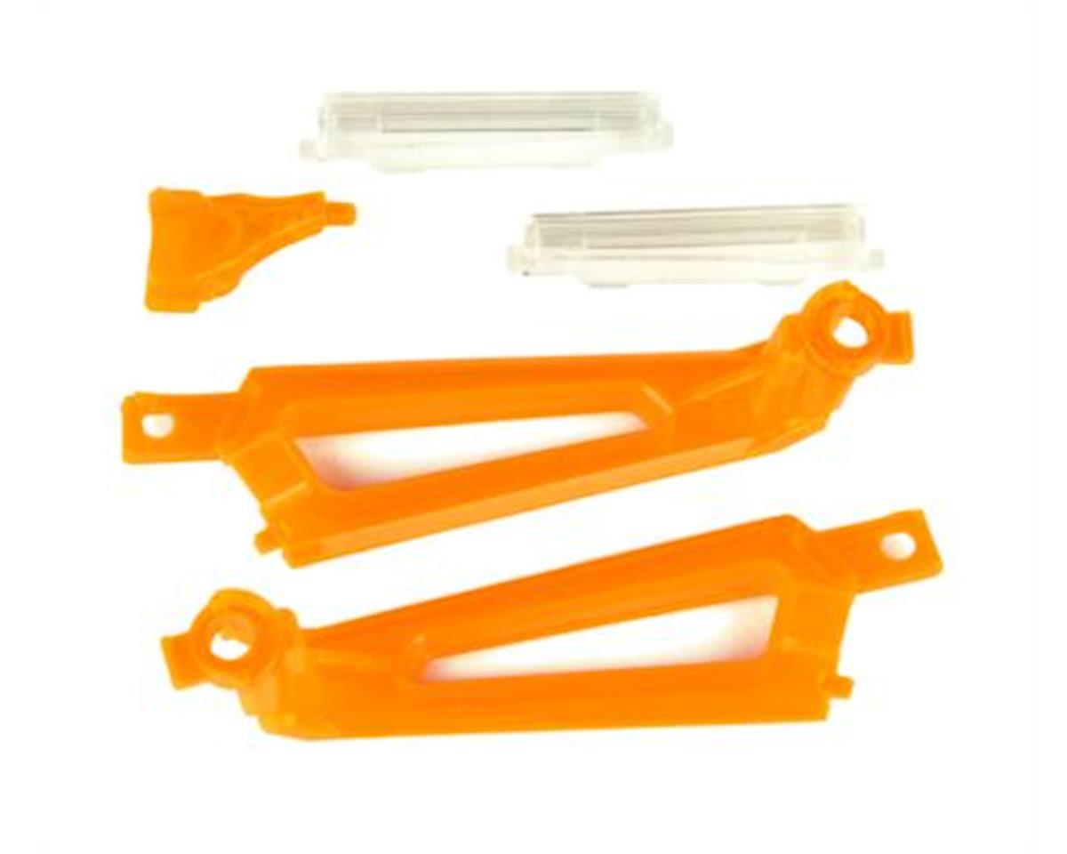 Ares AZSQ1822OR Light Covers, Orange (3) & White (2pcs): Shadow 240