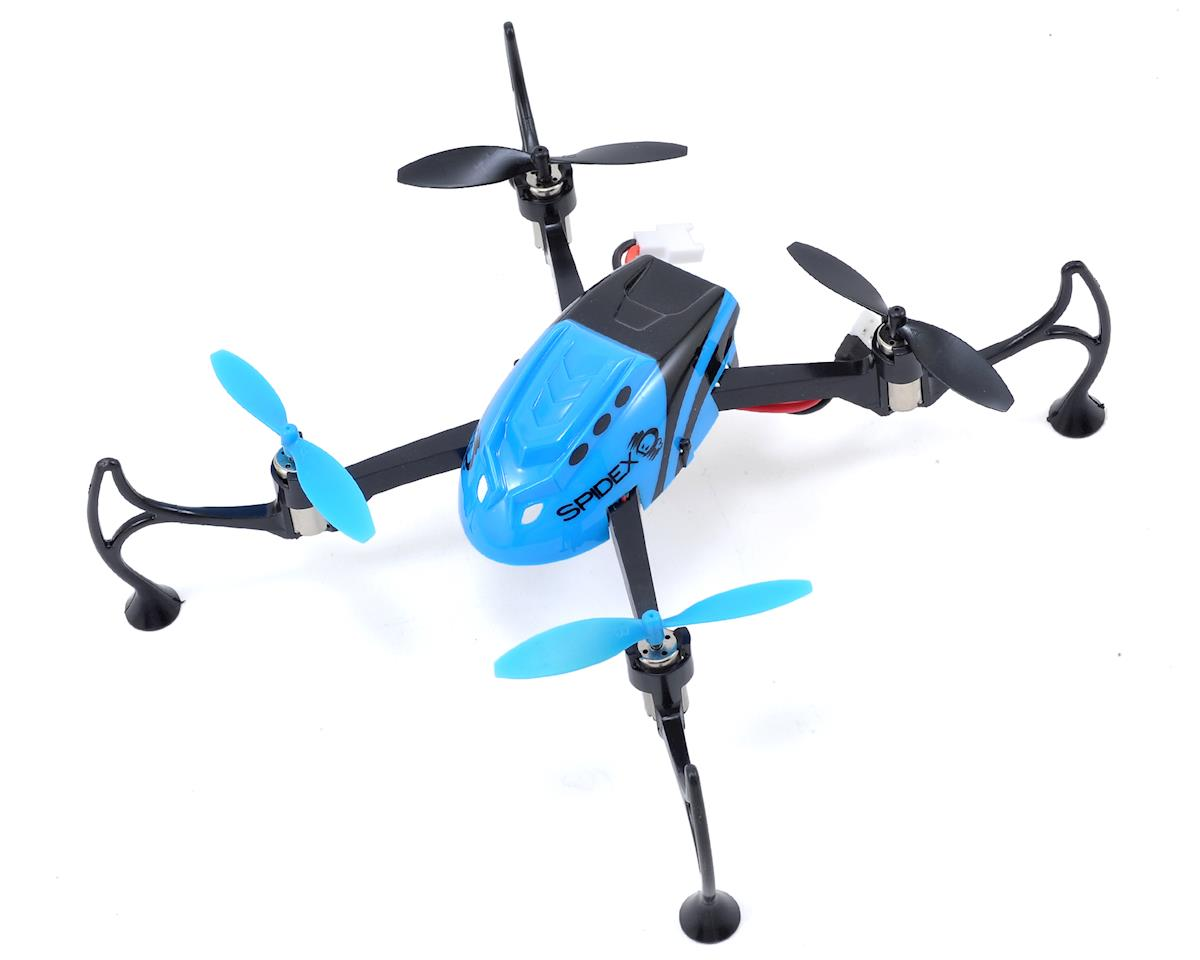 Spidex 3D Ultra-Micro Quadcopter RTF