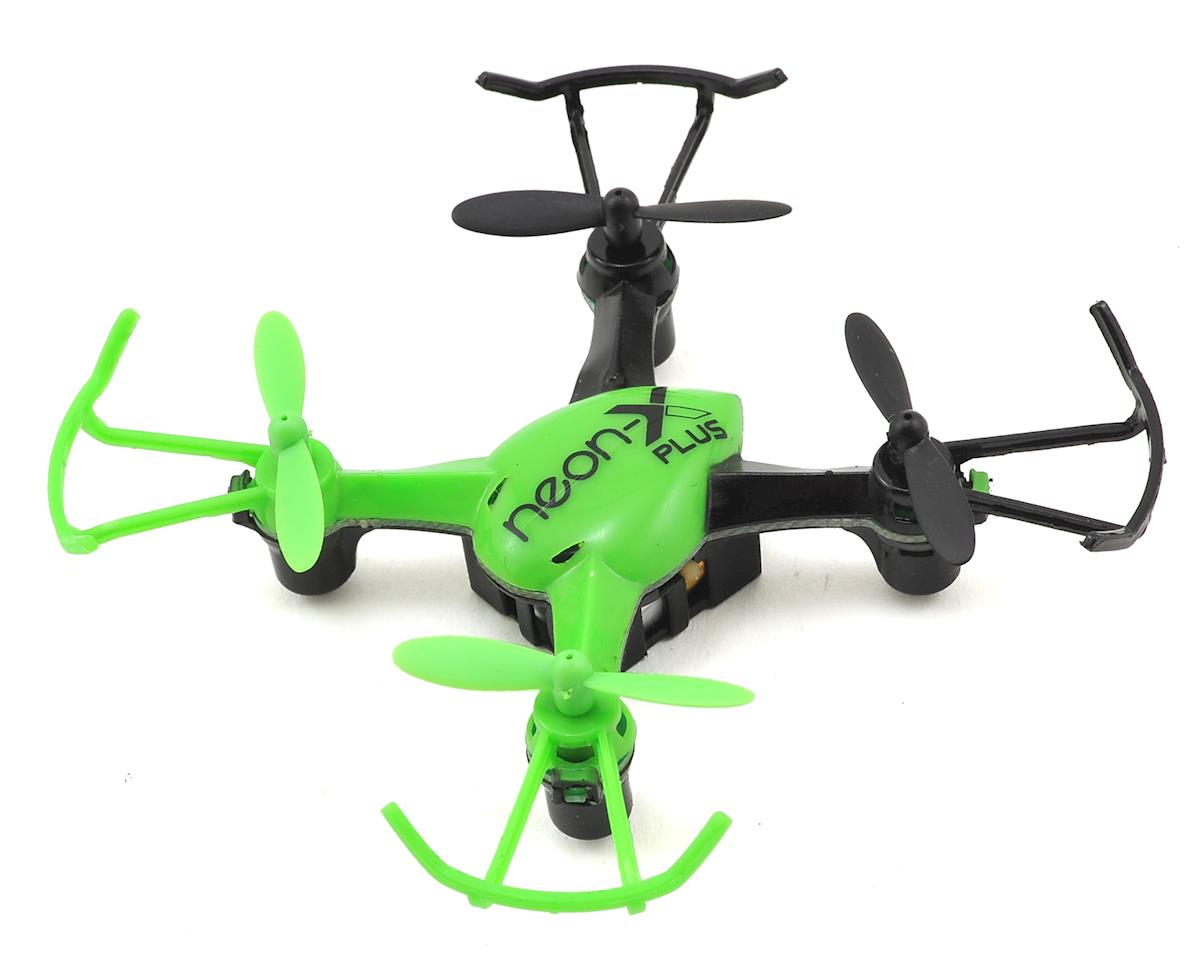 Neon-X Plus RTF Nano Electric Quadcopter Drone by Ares RC