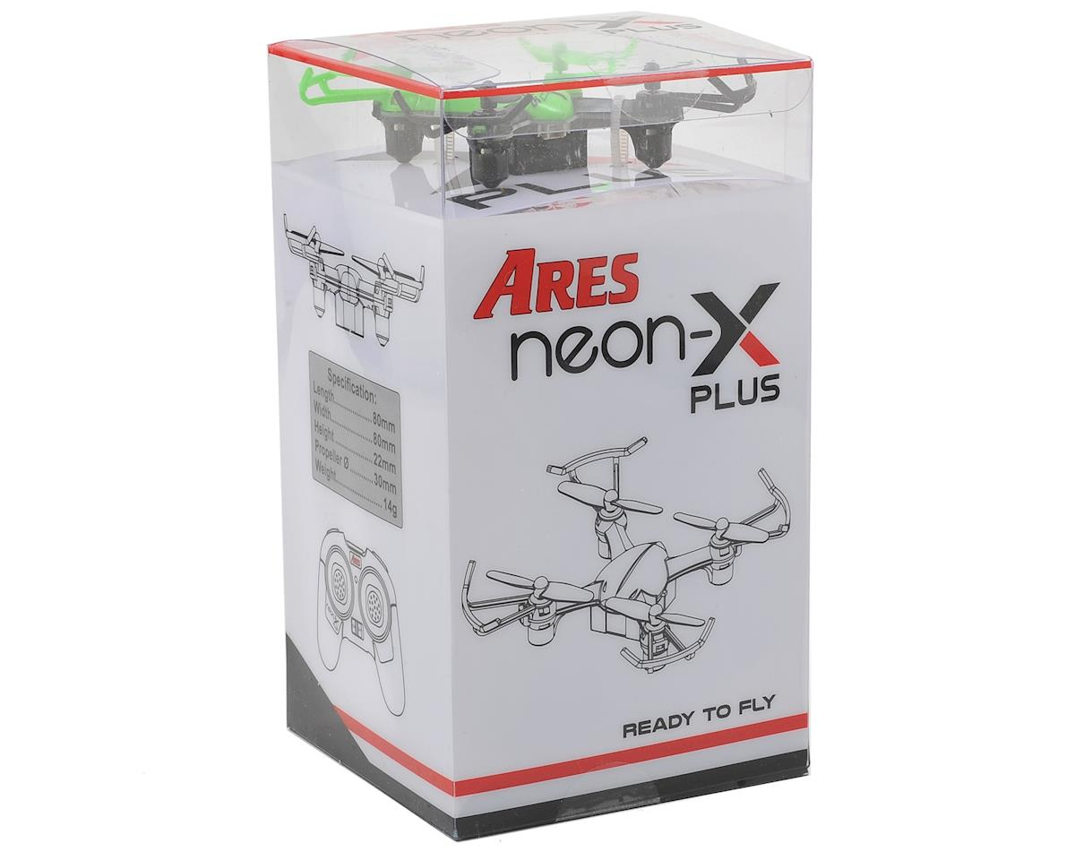 Ares RC Neon-X Plus RTF Nano Electric Quadcopter Drone