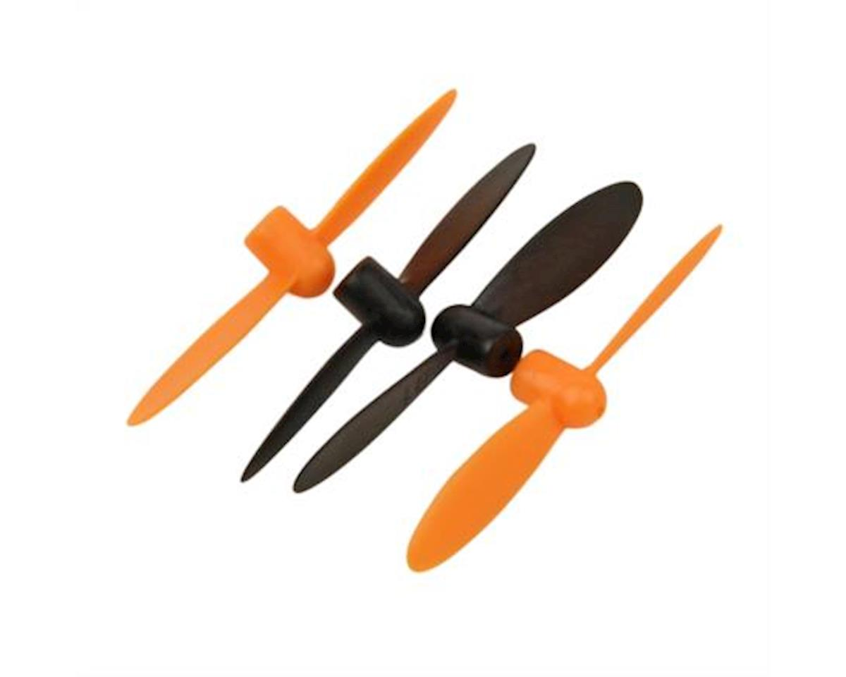 Ares Propeller: Orange & Black (Neon-X Plus)