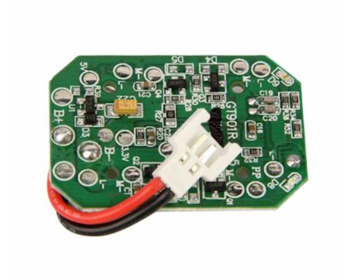 Ares AZSQ3214HD Receiver (Recon HD)