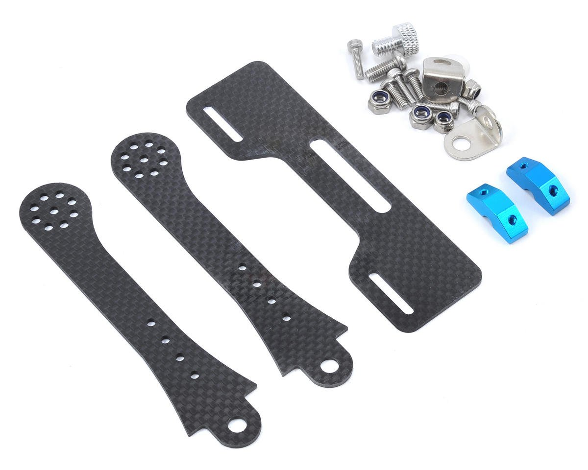 Transmitter Monitor Attachment Kit by Ares RC