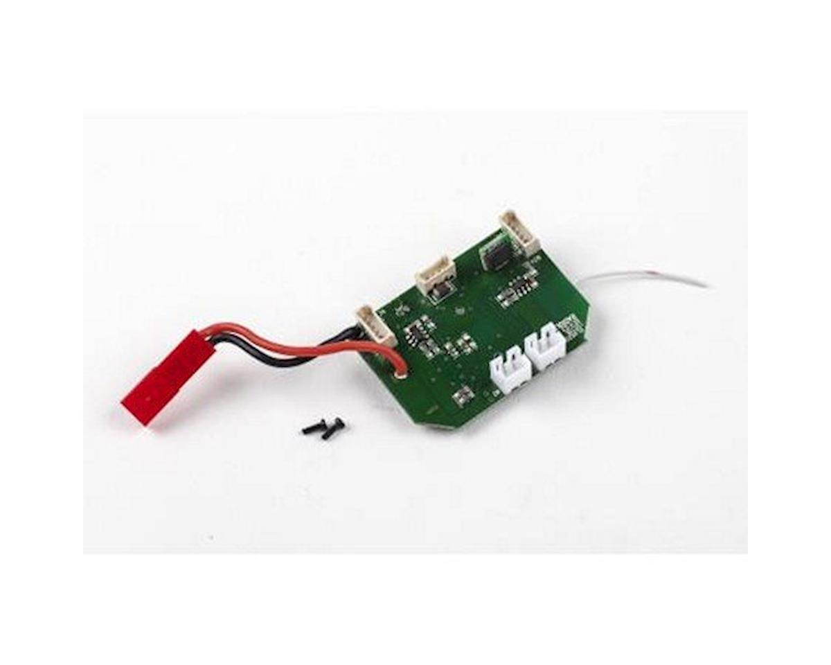 Ares RC 4-in-1 Control Unit, Rx/ESCs/Mixer/Gyro (Exera 130 CX)