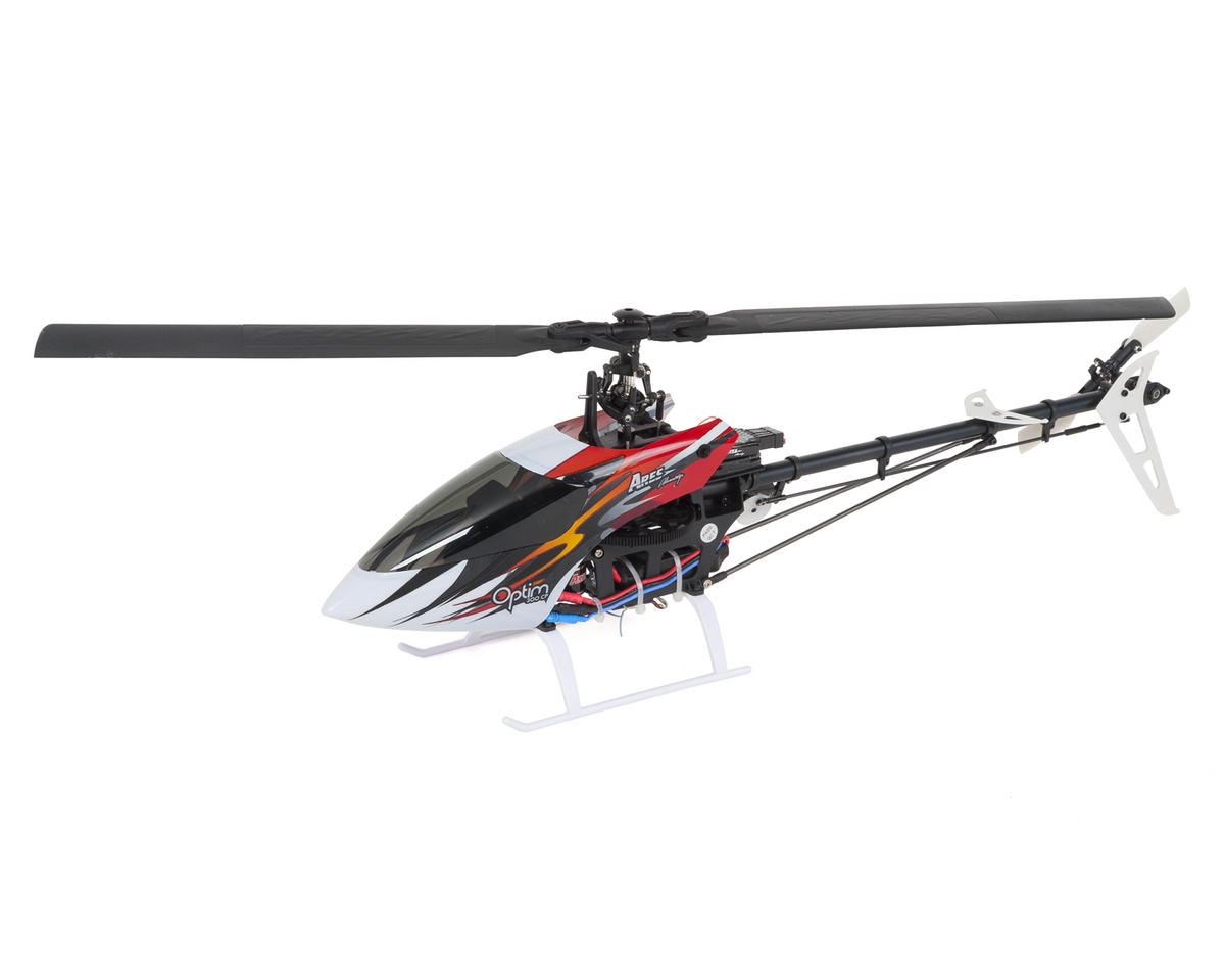 Optim 300 CP Collective Pitch Helicopter RTF by Ares RC