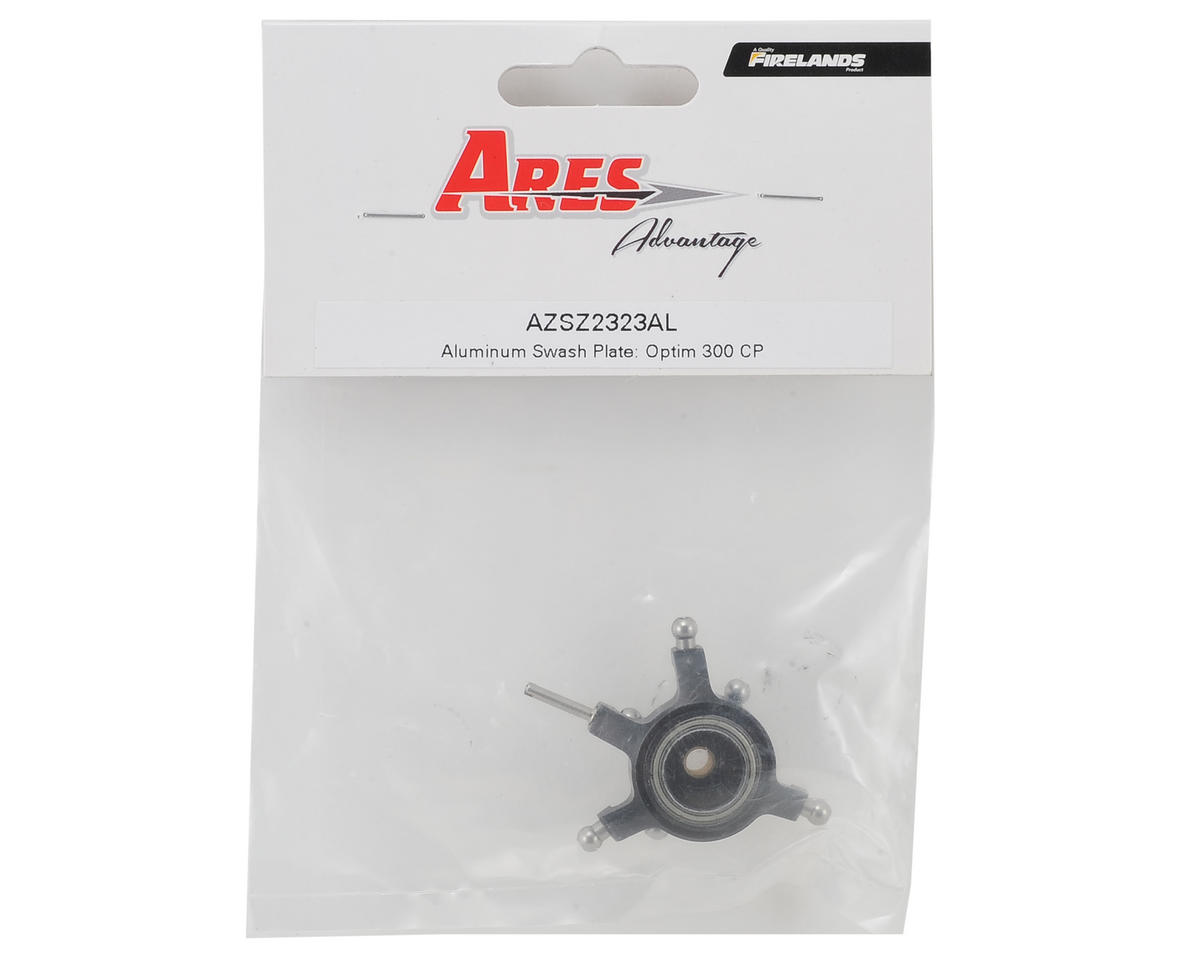 Aluminum Swashplate (Optim 300 CP) by Ares