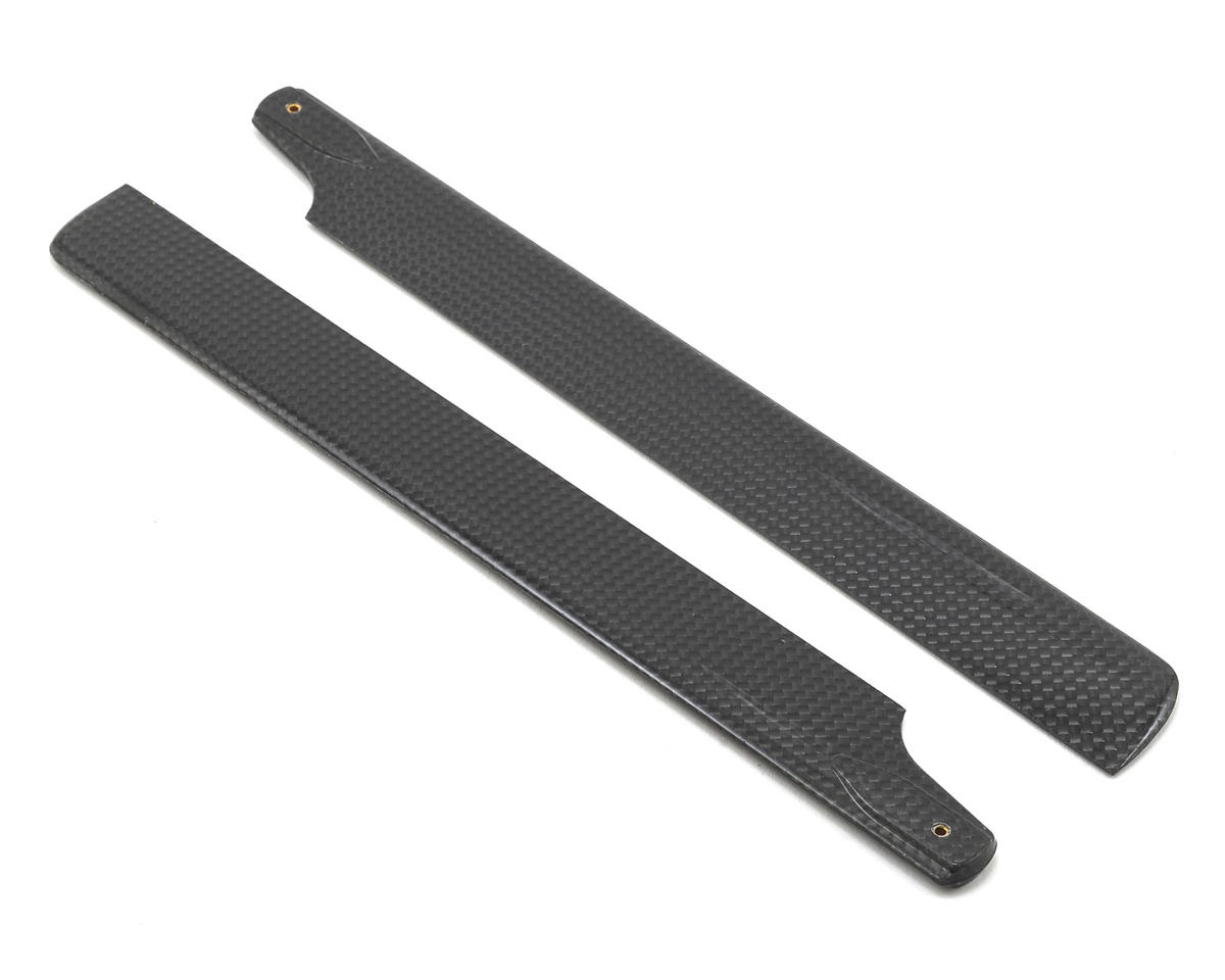 Ares Carbon Fiber Main Blade Set (Optim 300 CP)