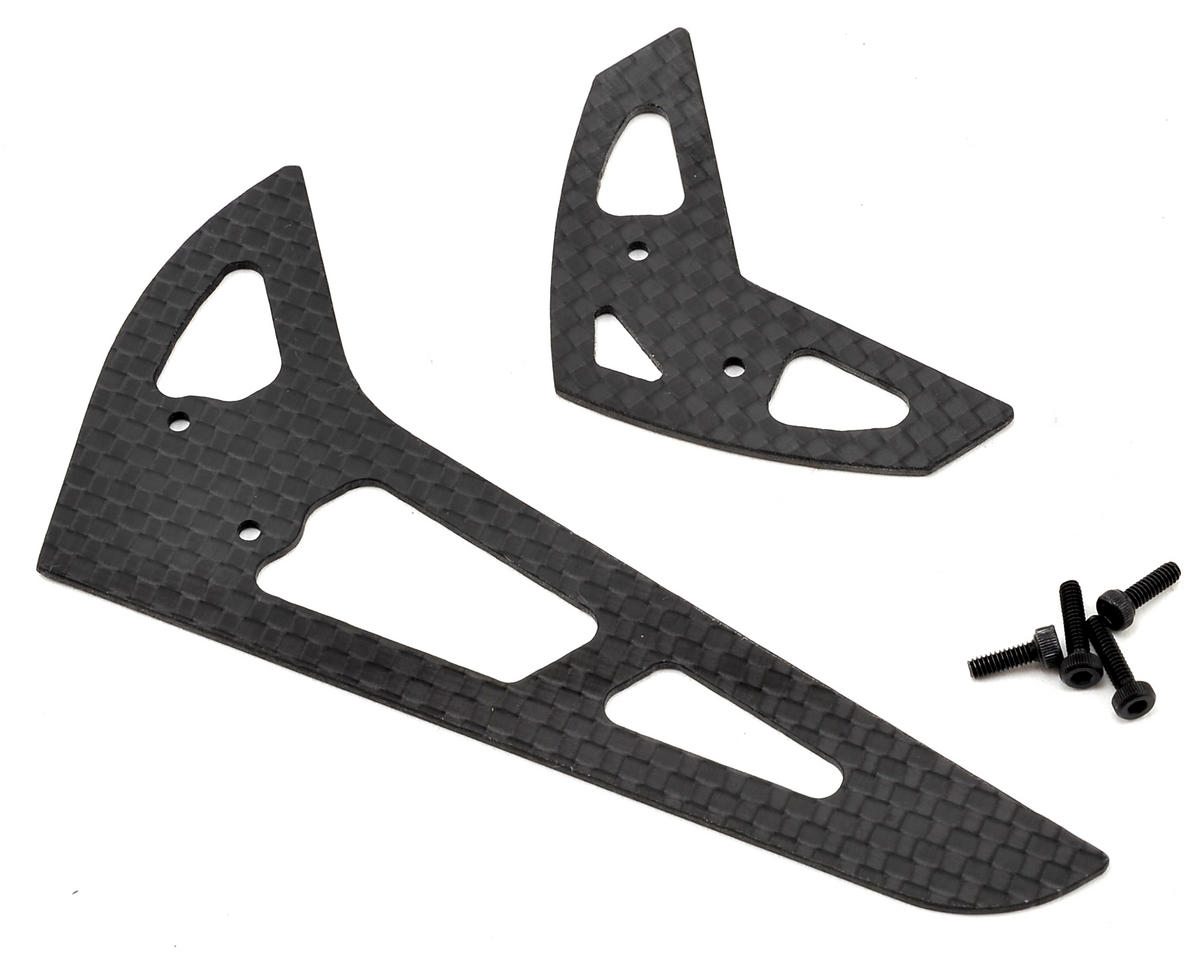 Ares RC Carbon Fiber Tail Stabilizer/Fin Set (Optim 300 CP)