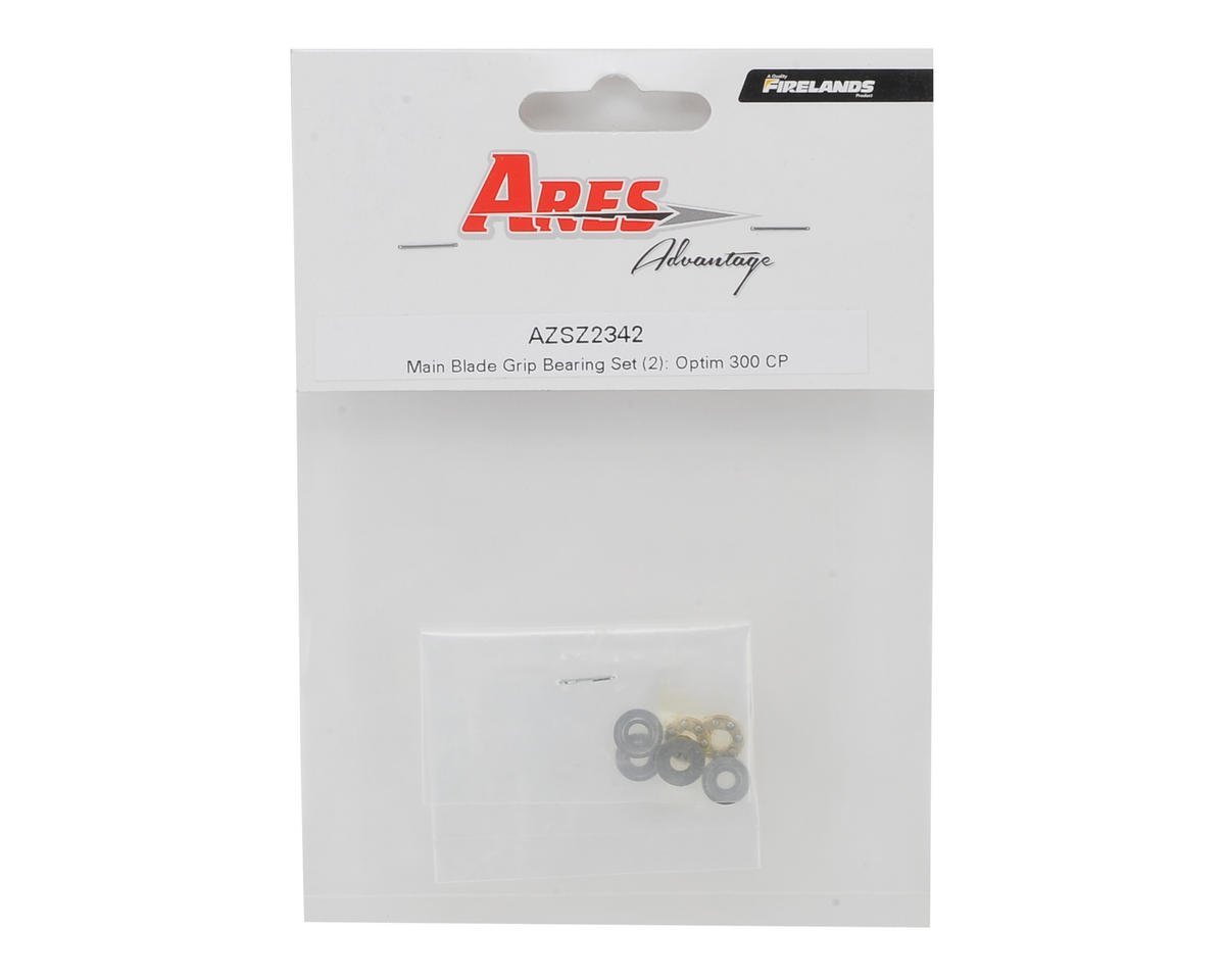 Ares Main Blade Grip Bearing Set (2) (Optim 300 CP)