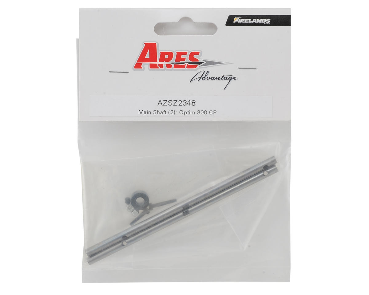 Ares RC Main Shaft (2) (Optim 300 CP)