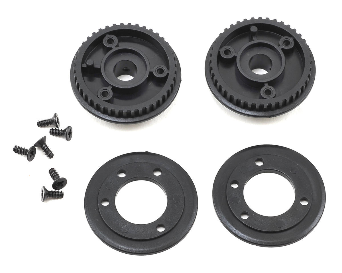 Ares RC Tail Drive Gear (2) (Optim 300 CP)