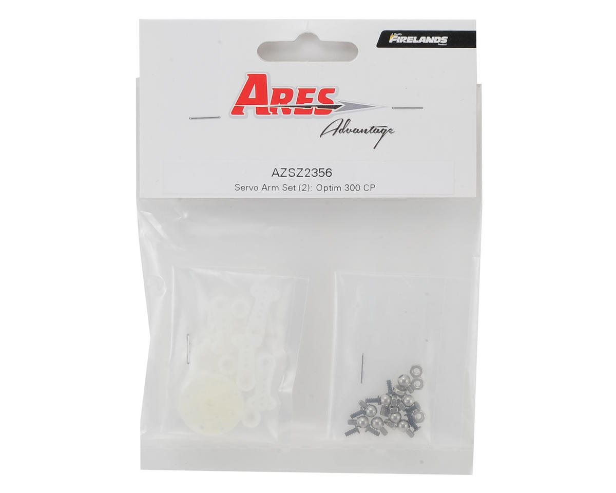 Ares RC Servo Arm Set (Optim 300 CP)