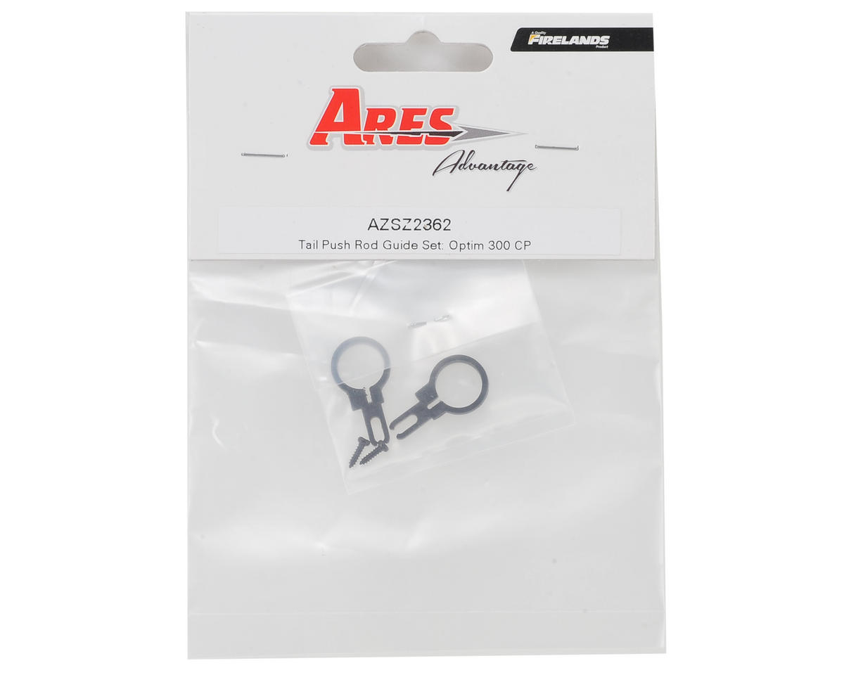 Ares RC Tail Push Rod Guide (2) (Optim 300 CP)